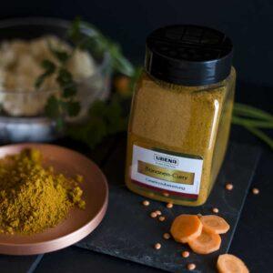 Ubena Bananen-Curry Gewürzzubereitung