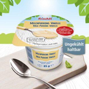 frischli Foodservice Milchpudding Vanille