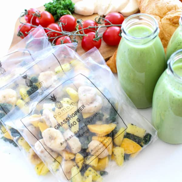 Pomom Smoothie Packs Grasshopper