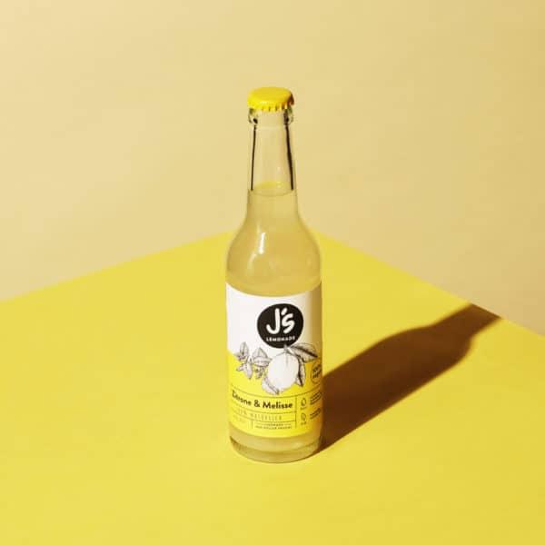 J's Lemonade Zitrone-Melisse