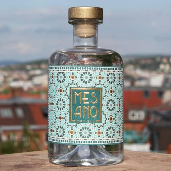 MESANO Dry Gin 42 % vol.