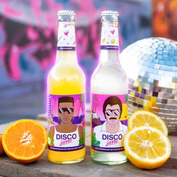 Disco-Limo Orange