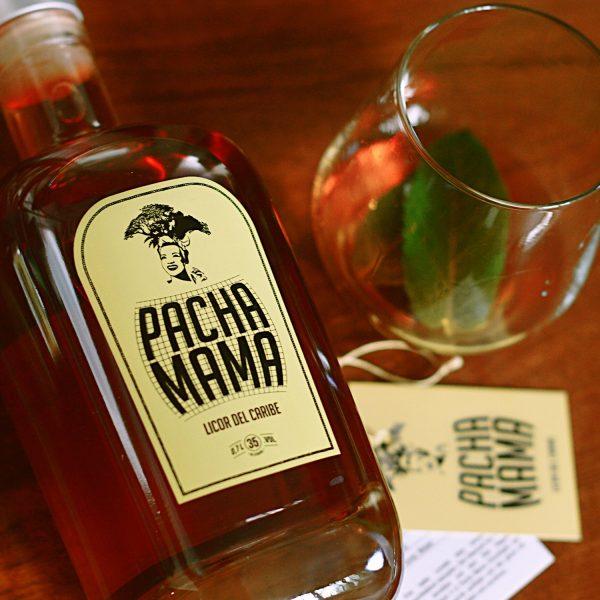 Pacha Mama Rum Likör