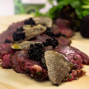 Loyal Taste Black Garlic Kaviar (Knoblauchkaviar)