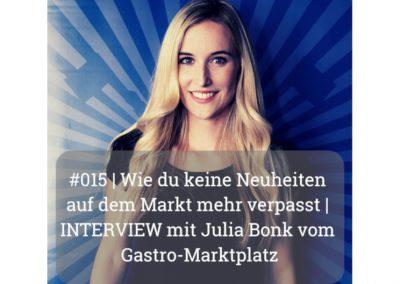 Podcast-Interview mit Markus Wessel von Küchenherde 2019
