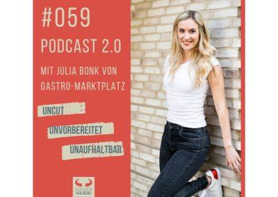 2. Podcast-Interview mit Markus Wessel von Küchenherde 2020
