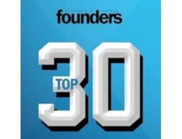 Gewählt auf Platz 3 der Top Founder im Juni 2019