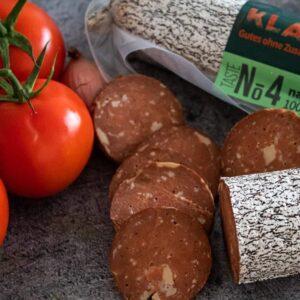 vegane Salami von Herbasch