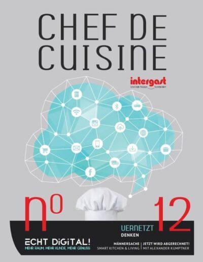 Chef de Cuisine, Ausgabe 12