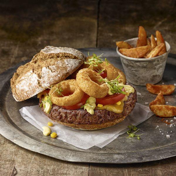 Giant Burger von Salomon Foodworld