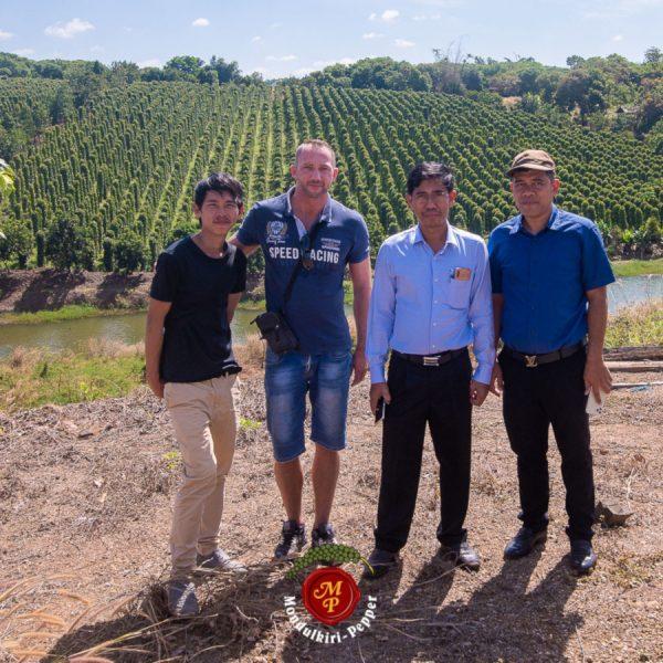 Mondulkiri Pepper Farmernetzwerk in Kambodscha