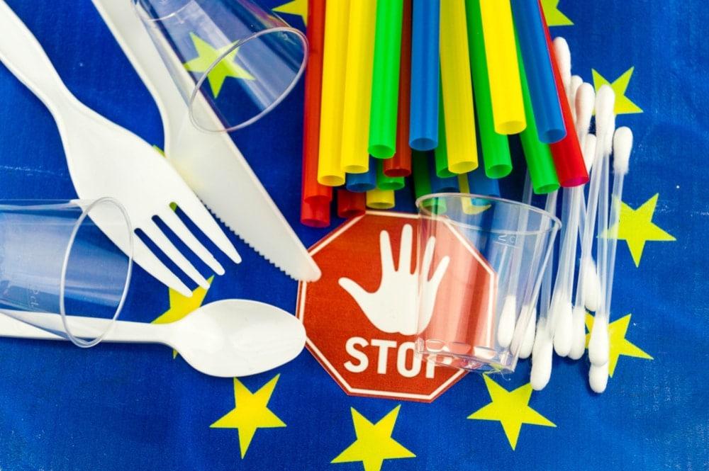 EU-Plastikverbot / Essbare Strohhalme / ssbare Trinkhalme