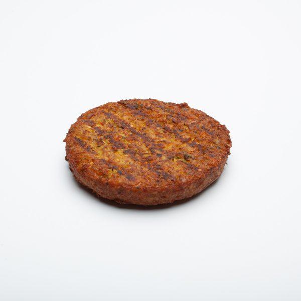 Falafel Burger Green (spicy) von Nutrifoods