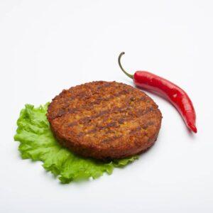 Falafel-Burger Grün Nutrifoods