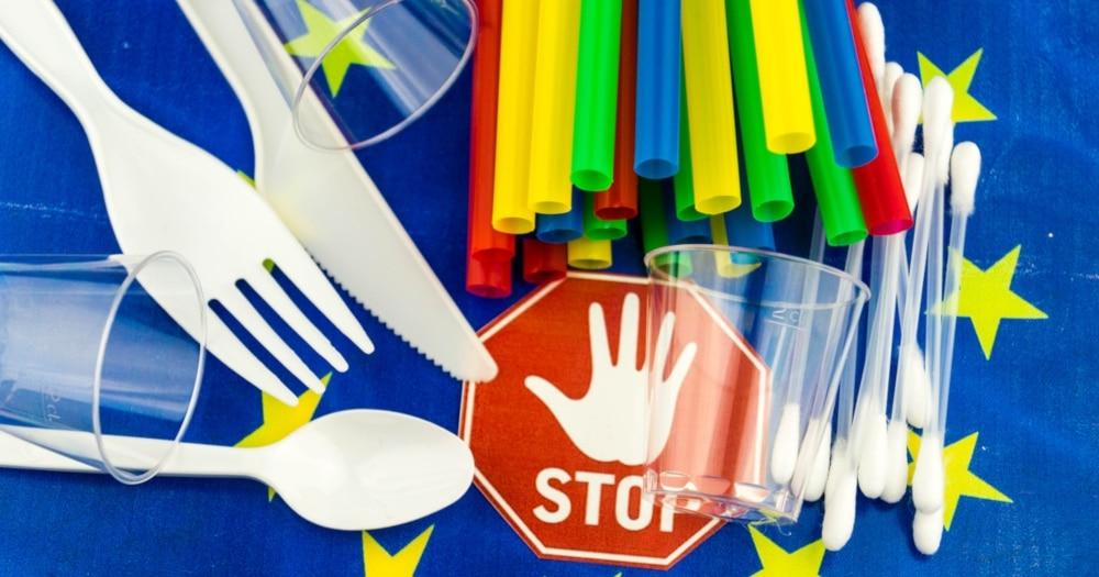 EU-Plastikverbot / Essbare Trinkhalme