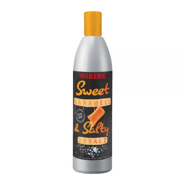WIBERG Sweet & Salty – Karamell & Ursalz, süße Sauce