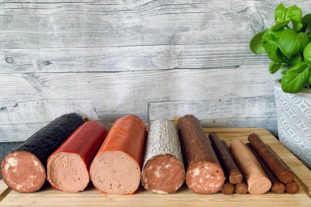 Herbasch - Vegane Wurst