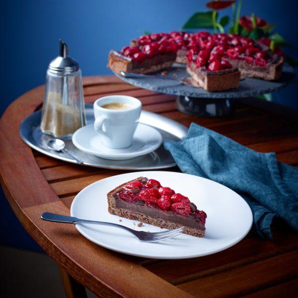 Chocolate-Raspberry-Cake von erlenbacher