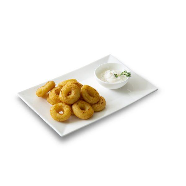 11er Mini-Donuts pikant