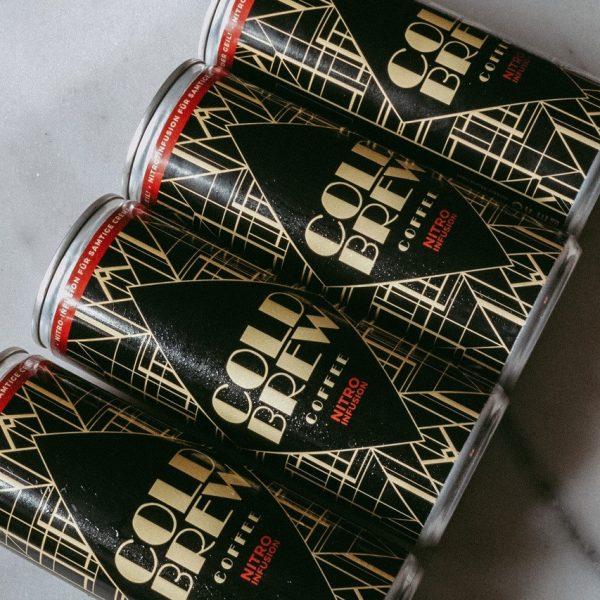 Cold Brew Coffee Bitro Infusion