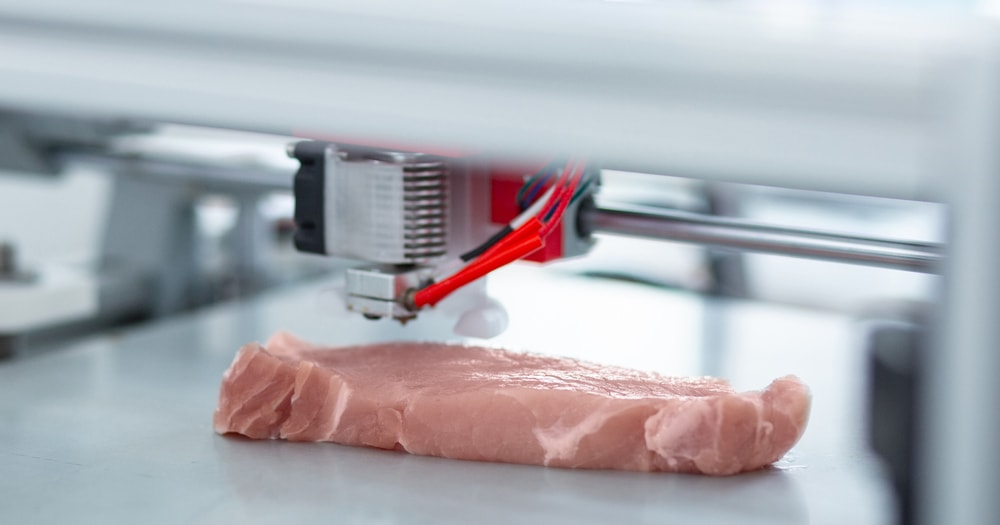 Food Printing - Lebensmittel 3 D Druck