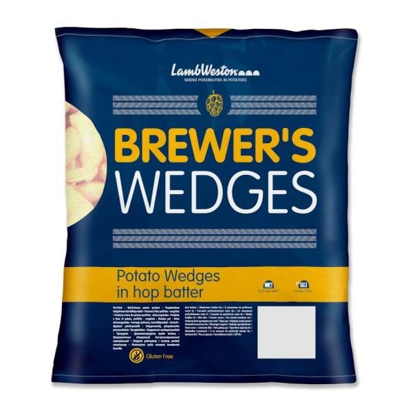 Lamb Weston Brewers Wedges