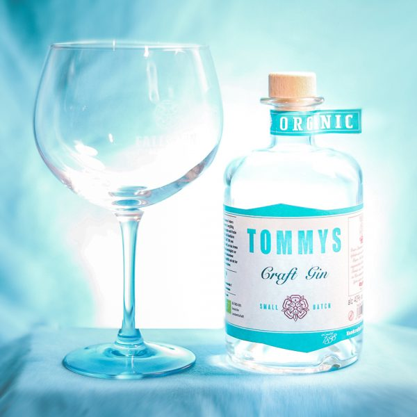 Tommys Craft GIn