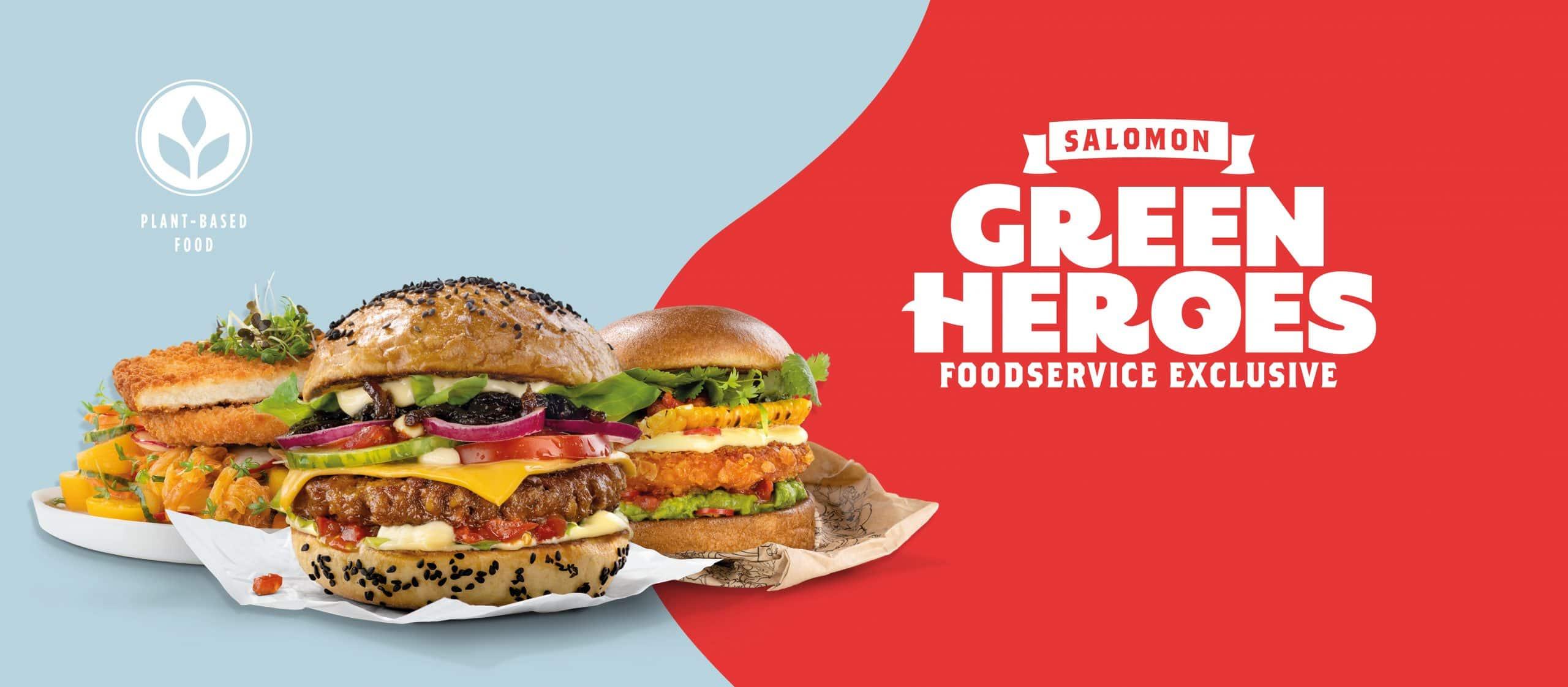 Green Heroes - SALOMON FoodWorld