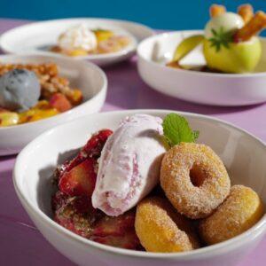 11 er Mini-Donuts