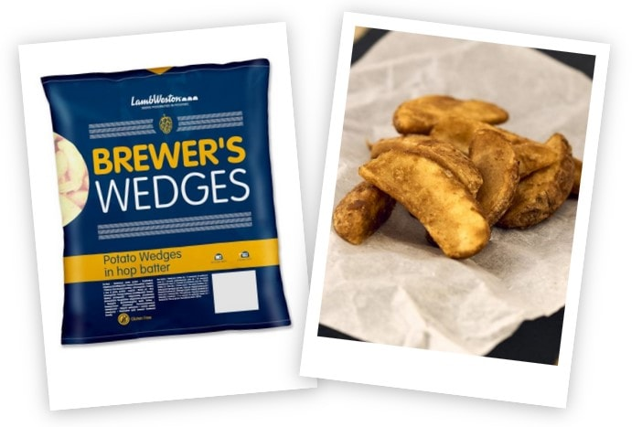 Brewer's Wedges
