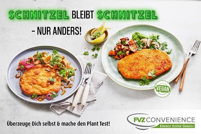 Plant Test Schnitzel - FVZ Convenience