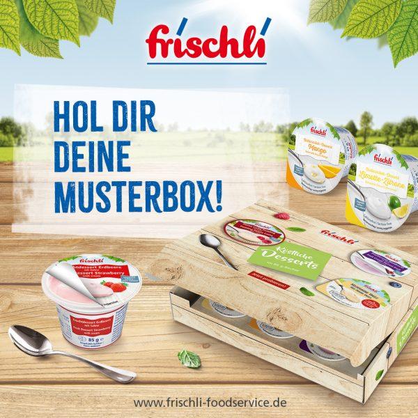 frischli Musterbox 85 g