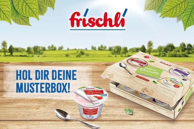 frischli Desserts 85 g Becher