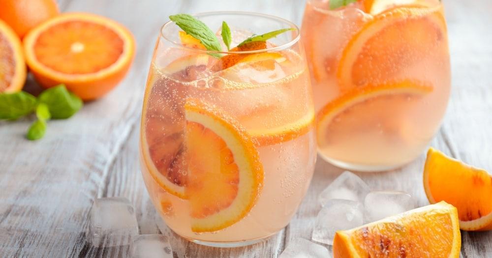 Homemade Lemonade - hausgemachte Limonade