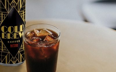 Cold Brew Coffee: Spezialitäten mit kalt aufgebrühtem Kaffee