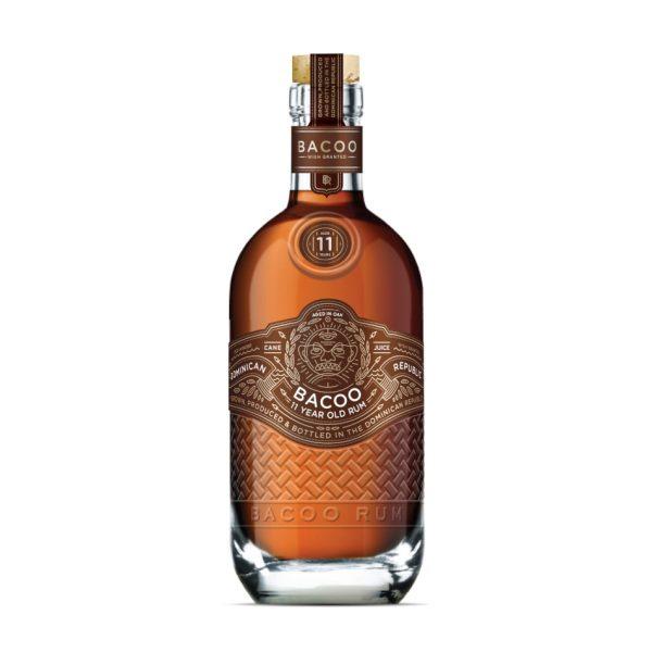 Bacoo Rum 11 Jahre