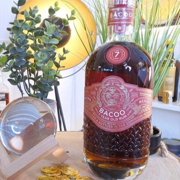 Bacoo Rum 7 Jahre