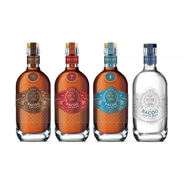 Bacoo Rum Range