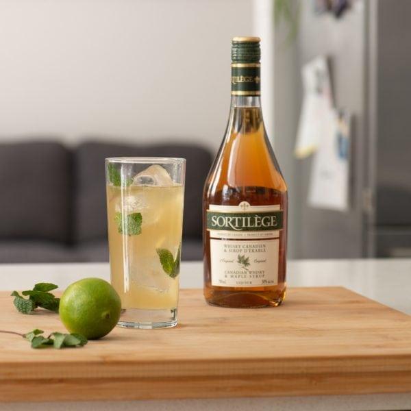 Sortilège Whiskylikör aus Kanada