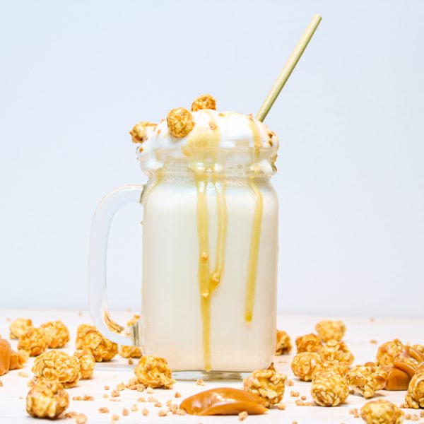 GASTROtaste Salted Caramel Milchshake