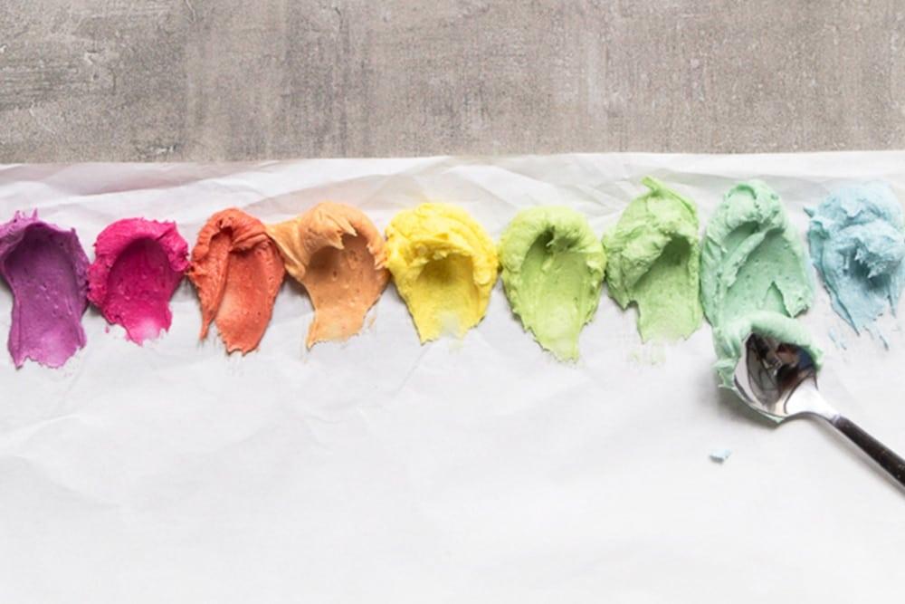 Lebensmittelfarben Food-Colouring