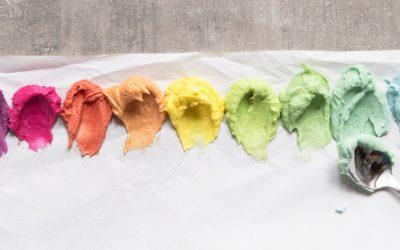 Lebensmittelfarben: Voll im Trend – Einhorn & Regenbogen