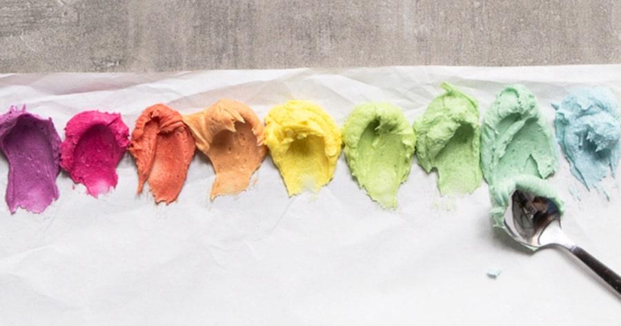 Natürliche Lebensmittelfarben